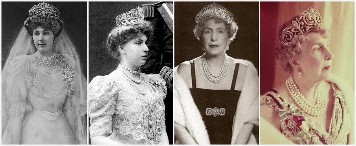 Королевы Испании Виктории Юджиния.jpg
