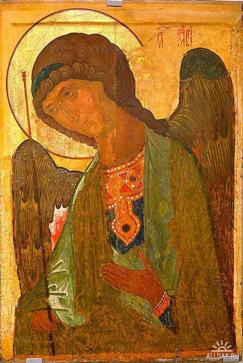 Архангел Гавриил. Икона первой трети XVI века.jpg