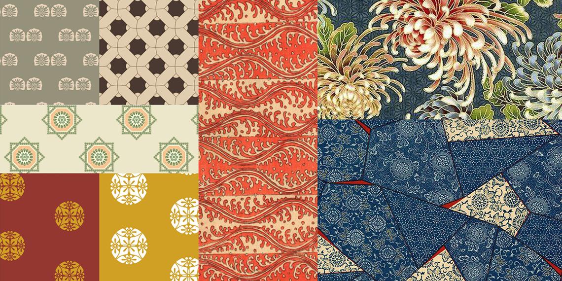 Орнаменты: Японский орнамент / Орнамент / Блог / Ювелирный ...